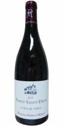 ドメーヌ ペロ ミノ モレ・サン・ドニ ヴェルジィ 2015 750ML (フランスワイン)(赤ワイン)