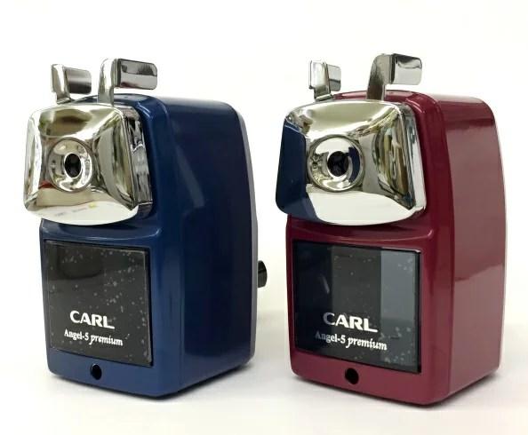 【送料無料!】[カール]鉛筆削りエンジェル5プレミアム【A5PR】CARLエンゼル-5