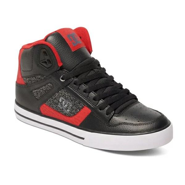 DC Shoesディーシーシュー スニーカー Spartan WC High-Top Shoes 3
