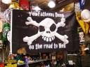 海賊フラッグ(スカル&クロスボーン) ■ みんなが憧れる部屋