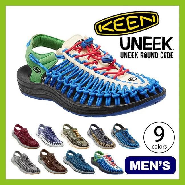 【30%OFF】 キーン ユニーク メンズ 【送料無料】 KEEN UNEEK ラウンドコード サン