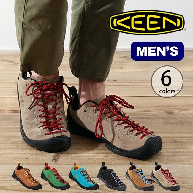 キーン ジャスパー KEEN Jasper メンズ スニーカー シューズ 靴 トレッキングシューズ アウトドアスニーカー <2018 秋冬>
