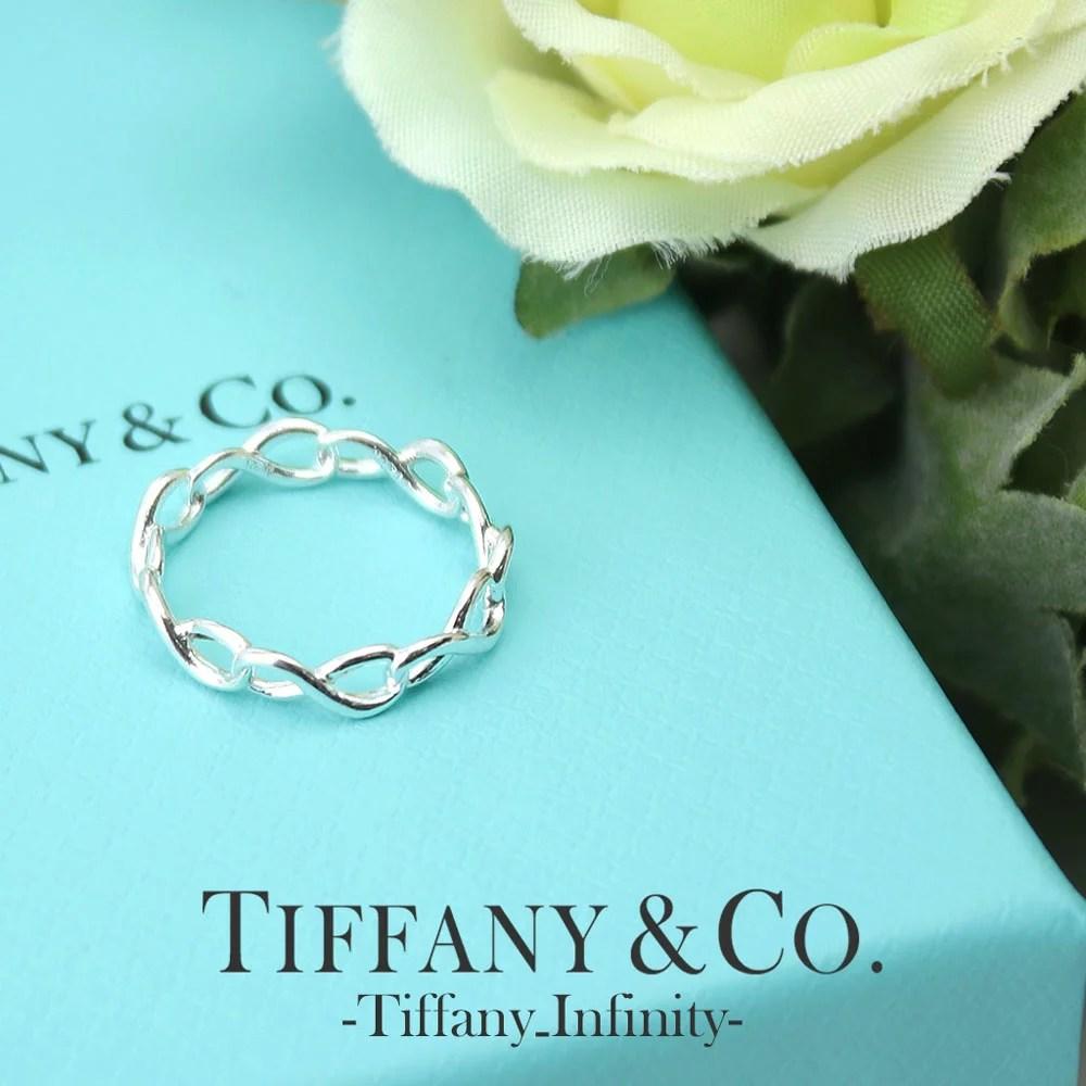 ティファニー Tiffany&co インフィニティ Tiffany infini