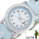 【小学生のお子様に】【プレゼントにおすすめ】カクタス腕時計[CACTUS時計](CACTUS 腕時計 カクタス 時計)キッズ時計 CAC-28-L04 [子供..