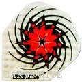【あす楽】Harrowsフライト DIMPLEX 4001【ダーツ/darts】【フライト/flight】
