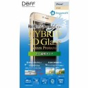 Deff Hybrid 3D Glass Screen Protector Dragontrail for iPhone 7 Gold DG-IP7A2DFGD【納期目安:追って連絡】