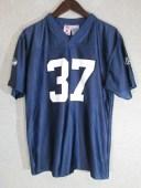 メール便165円 NFL シアトル・シーホークス ショーン・アレキサンダー ♯37 ゲームシャツ youth XL【中古】