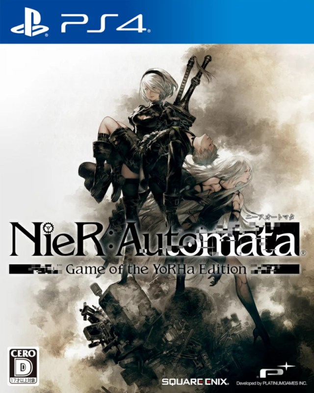 【中古】NieR:Automata Game of the YoRHa Edition PS4/ 中古 ゲーム