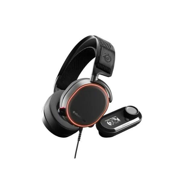 ゲーミングヘッドセット SteelSeries スティールシリーズ Arctis Pro + Game DAC【送料無料】 ハイレゾ対応 高音質 ヘッドフォン PC/PS4対応ワイヤレスヘッドセット 【1年保証】