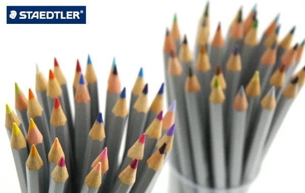 【STAEDTLER】ステッドラー カラト アクェレル 水彩色鉛筆 125 ばら売り0?30【文房具/文具/デザイン/おしゃれ/ステーショナリー】【デザイン/おしゃれ/海外/輸入】【デザイン文具ならイーオフィス】