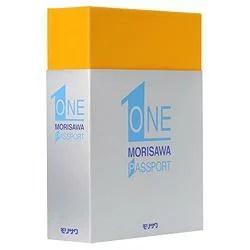 【仕入先在庫 平日出荷】【送料区分A】【在庫僅か】モリサワ MORISAWA PASSPORT ONE新規 M016727