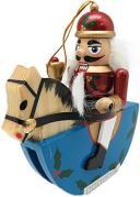 丸和貿易 クリスマス 飾り ナッツクラッカーオブジェ キヘイタイ S レッド 400825802【smtb-s】