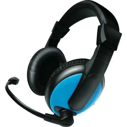 ゲーミングヘッドホン G HEAD ブルー (1477162)【smtb-s】