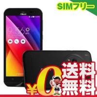 SIMフリー 未使用 ASUS Zenfone Zoom ZX551ML Premium Pure Black 【64GB 海外版 SIMフリー】【当社6ヶ月保証】 スマホ 中古 本体 送料無料【中古】 【 携帯少年 】