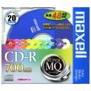 マクセル CD-R SuperMQ 48x対応 (DATA) CDR700SMIX1P20S [CDR700SMX1P20]