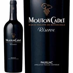ワイン 赤ワイン 2016年 ムートン・カデ・レゼルヴ・ポイヤック / バロン・フィリップ・ド・ロスチャイルド...