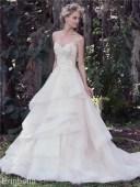 ウェディングドレス プリンセスライン プリンセス ロングドレス TW1615