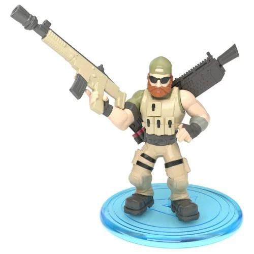 フォートナイト コレクションミニフィギュア 011 スレッジハンマー おもちゃ こども 子供 男の子 8歳