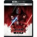 スター・ウォーズ/最後のジェダイ MovieNEX UltraHD《通常版》 【Blu-ray】