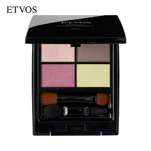 エトヴォス ( ETVOS ) 繊細な輝きで気品ある目元へ「ミネラルクラッシィシャドー」【30日間返