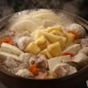 【ふるさと納税】青森地鶏「青森シャモロック」・せんべい汁セッ