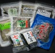 【ふるさと納税】富士國人気の海藻セット