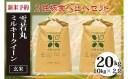 【ふるさと納税】FY20-482 【令和3年産 新米先行予約