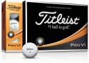【ふるさと納税】ゴルフボール タイトリストPROV1(ホワイト・3ダースセット36球)