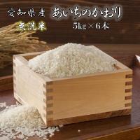 【ふるさと納税】愛知県産あいちのかおり(特別栽培米&無洗米)