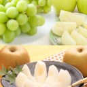 【ふるさと納税】シャインマスカット(種無し)と旬の梨セット