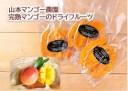 【ふるさと納税】まるごと贅沢!完熟マンゴーのドライフルーツ