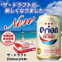 【ふるさと納税】〈オリオンビール社より発送〉ザ・ドラフト(3