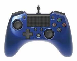 (PS4)ホリパッドFPSプラスforPlayStation4(ブルー)(メール便発送不可)(新品)(あす楽対応)