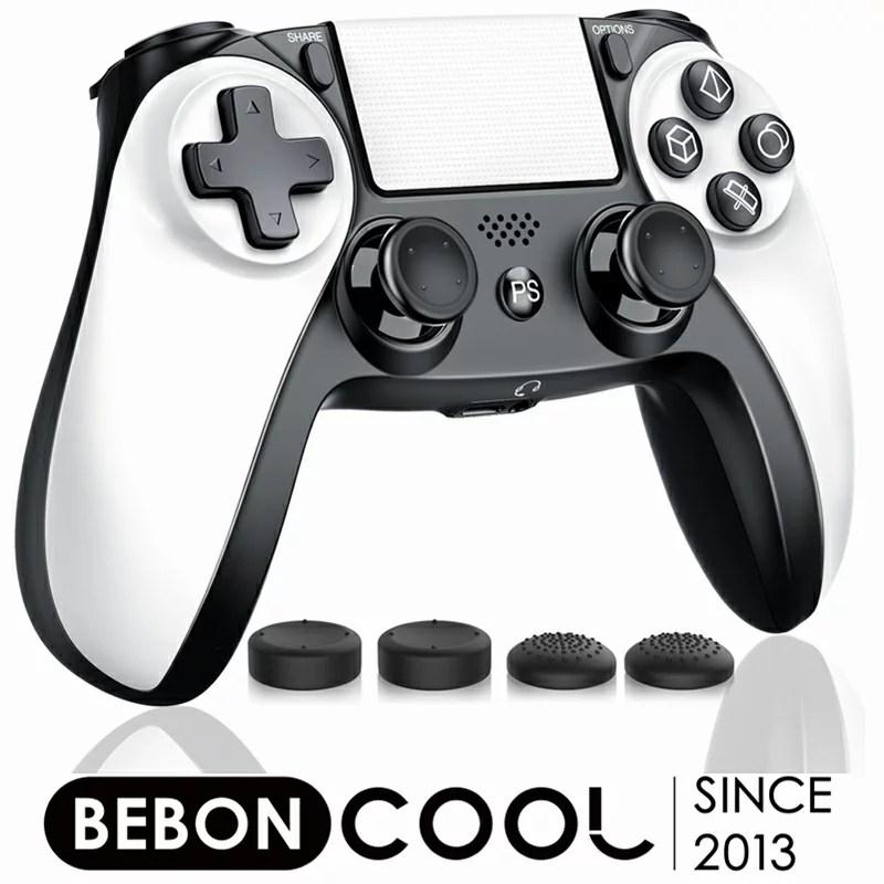 【期間限定】PS4 コントローラー BEBONCOOL ワイヤレス ps4コントローラー PS4/P