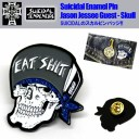 "SUICIDAL TENDENCIES×JASON JESSEE ""LIMITED GUEST COLLECTION"" SKULL PIN ピンバッジ ピンバッチ スイサイダルテンデンシーズ 小物 ア.."
