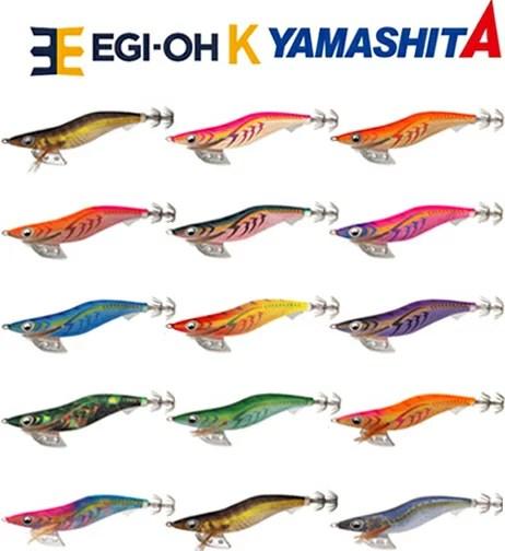 【エントリーでP10倍確定!25日0時〜】ヤマシタ(YAMASHITA) エギ王K ベーシック 2.5号 【ネコポス配送可】