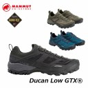 MAMMUT マムート ゴアテックス シューズ 登山 トレッキング 靴 Ducan Low GTX Mens3030-03520 正規品 ship1