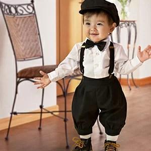 SALE 男の子フォーマル 英国スーツ キッズ ニッカポッカセット 子供服 フォーマル ブラッ...