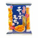 越後製菓 ふんわり名人 チーズもち 85g 195円