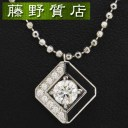 【美品】カルティエ CARTIER ガラントリー ドゥ ネックレス ホワイトゴールド ブラックラッカー ダイヤモンド 8601
