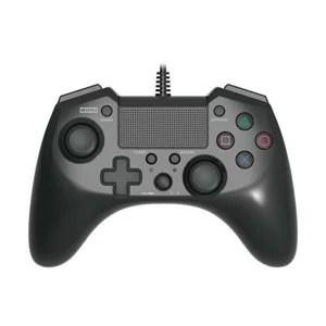 【送料無料・即日出荷】PS4 ホリパッドFPSプラス for PlayStation 4 ブラック コントローラー 900078