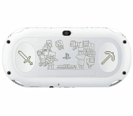 【中古】PlayStation Vita Minecraft Special Edition Bundle (同梱版)