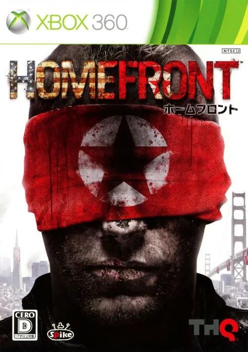 【中古】HOMEFRONTソフト:Xbox360ソフト/シューティング・ゲーム