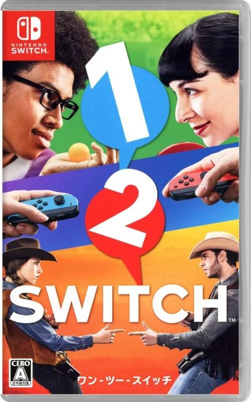 【中古】1?2?Switchソフト:ニンテンドーSwitchソフト/パーティ・ゲーム