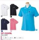 レディース ゴルフウェアコンフィデンス レディースポロシャツ CF1332SL 【RCP】