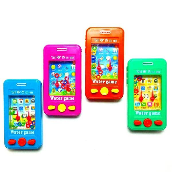 次世代ケイタイDEゲーム 25個入【景品 玩具 おもちゃ オモチャ スマートフォン型 アクアゲーム
