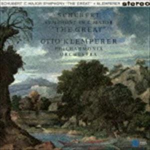 オットー・クレンペラー フィルハーモニア管弦楽団 / シューベルト:交響曲第8番