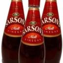 送料無料 サーソン モルトビネガー 3本セット イギリスのおいしいビネガー 輸入食品 輸入調味料 麦芽から作った