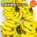 【フィリピン産】バナナ 箱売りお買い得 5H 6H 13キロ