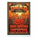 【 レッド ロックス 2004 ポスター 】/ GRATEFUL DEAD ROCK POSTER グレイトフルデッド ロック インテリア